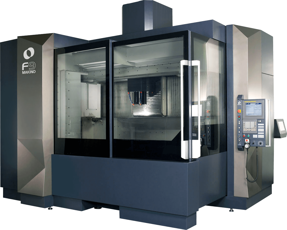 Makino cnc machine